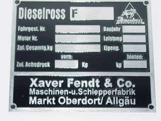 Fendt Typenschild (10)