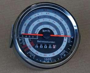 Stundenzähler Tacho Deutz Traktormeterwelle Antriebswelle für Traktormeter